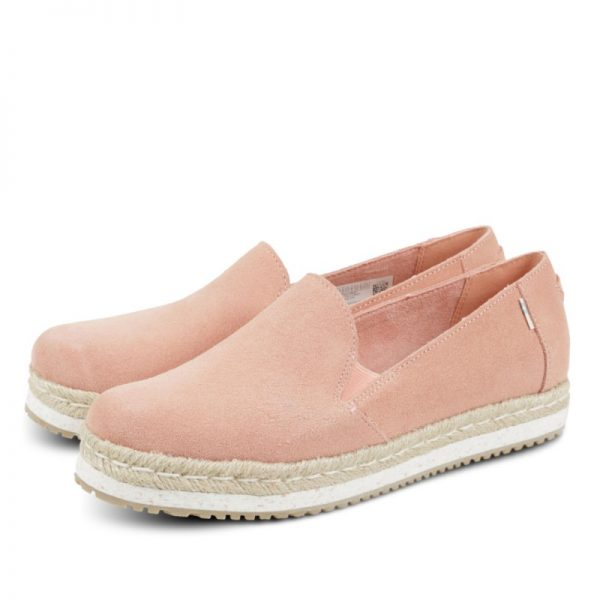 toms palma coral pink suede 10013375 1