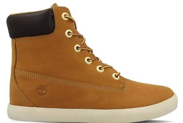 timberland flannery 6in damen casual gelb a1b3i