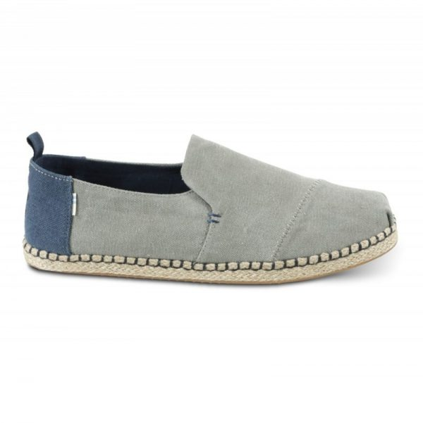 toms drizzle grey washed 10013214