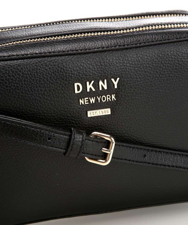 dkny whitney shoulder bag black r01ehh37 bgd 34