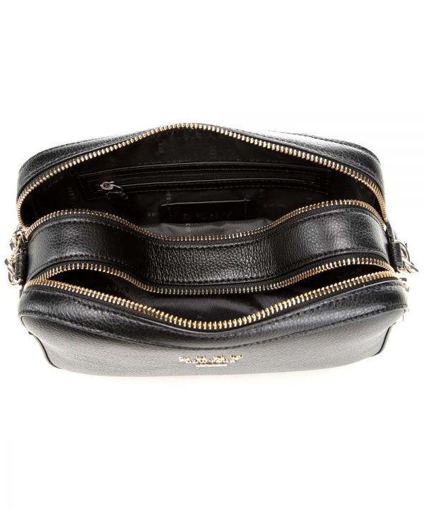 dkny whitney shoulder bag black r01ehh37 bgd 35