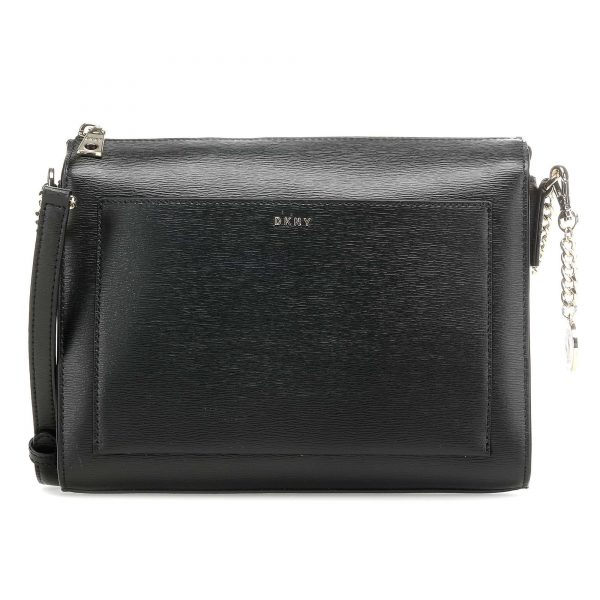 dkny bryant shoulder bag black r74e3005 bgd 31