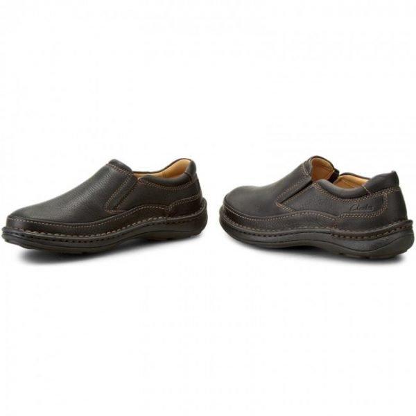 0000199159893 clarks nature easy black leather pl 03