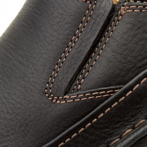 0000199159893 clarks nature easy black leather pl 04