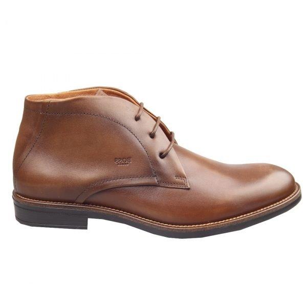 Boss Shoes PQ112 Cognac Burn 1
