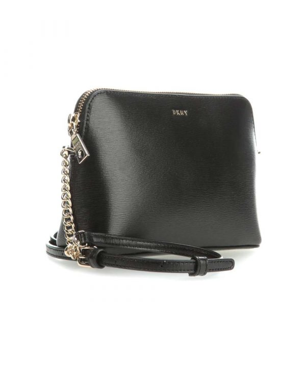 dkny bryant shoulder bag black r83e3655 bgd 32