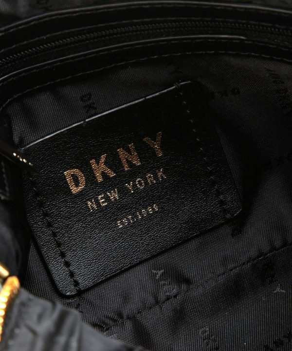 dkny bryant shoulder bag black r83e3655 bgd 36