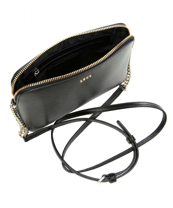 dkny bryant shoulder bag black r83e3655 bgd 37