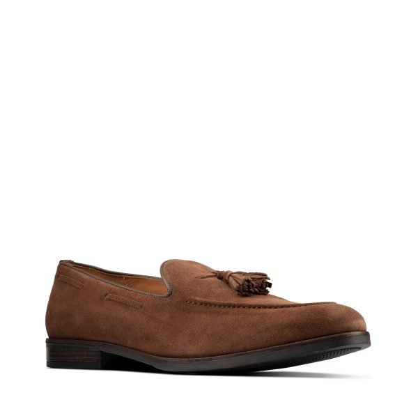 CitiStrideSlip Brown Suede 26160097 W 2 scaled