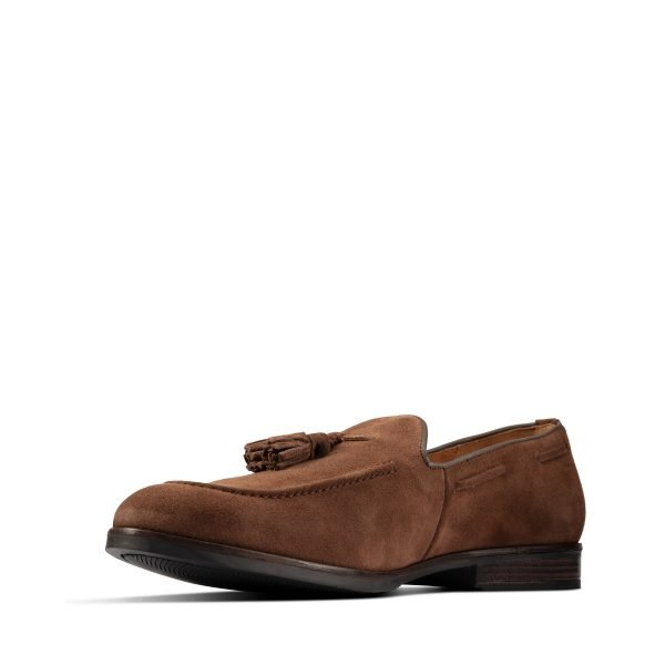 CitiStrideSlip Brown Suede 26160097 W 4 scaled