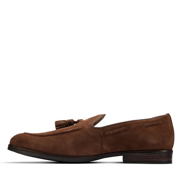 CitiStrideSlip Brown Suede 26160097 W 5 scaled
