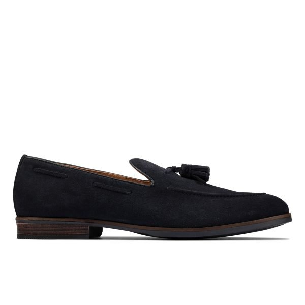 CitiStrideSlip Navy Suede 26158536 W 1 scaled