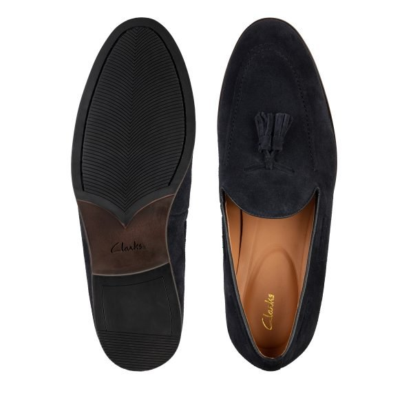 CitiStrideSlip Navy Suede 26158536 W 7 scaled