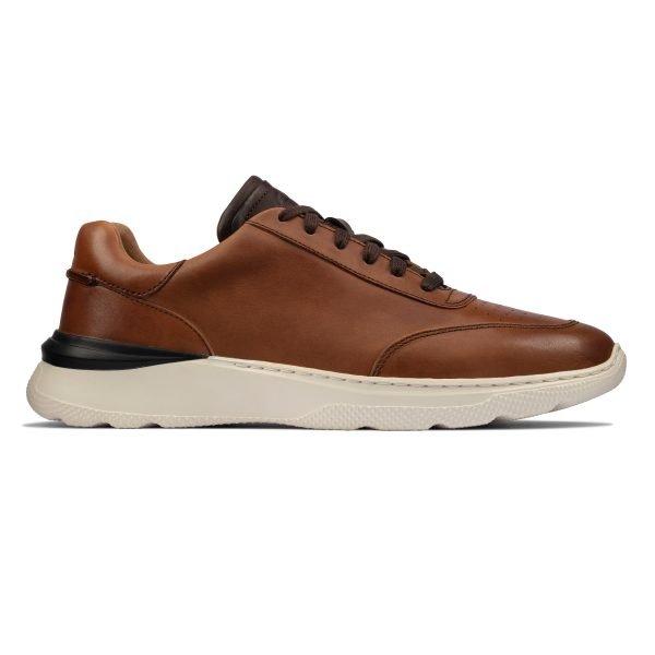 SprintLiteLace Tan Leather 26158343 W 1 scaled