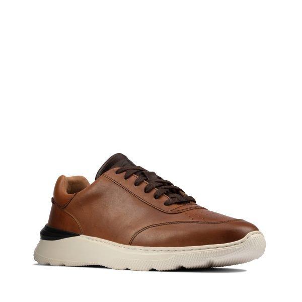 SprintLiteLace Tan Leather 26158343 W 2 scaled