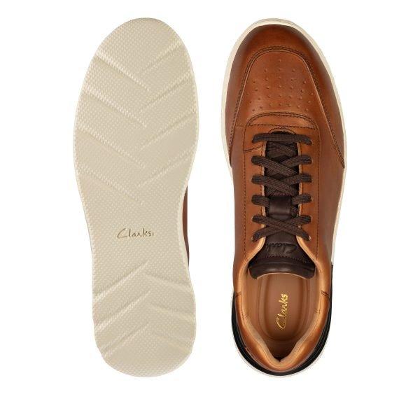 SprintLiteLace Tan Leather 26158343 W 7 scaled