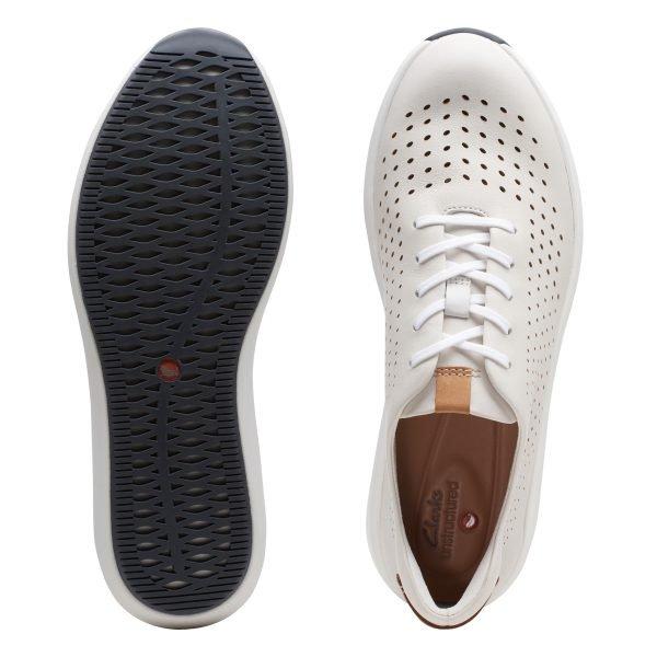 Un Rio Tie White Leather 26148256 W 7 scaled