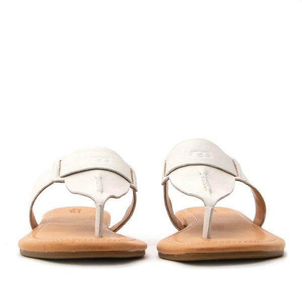 1120040 jlth ugg women sandals white 2