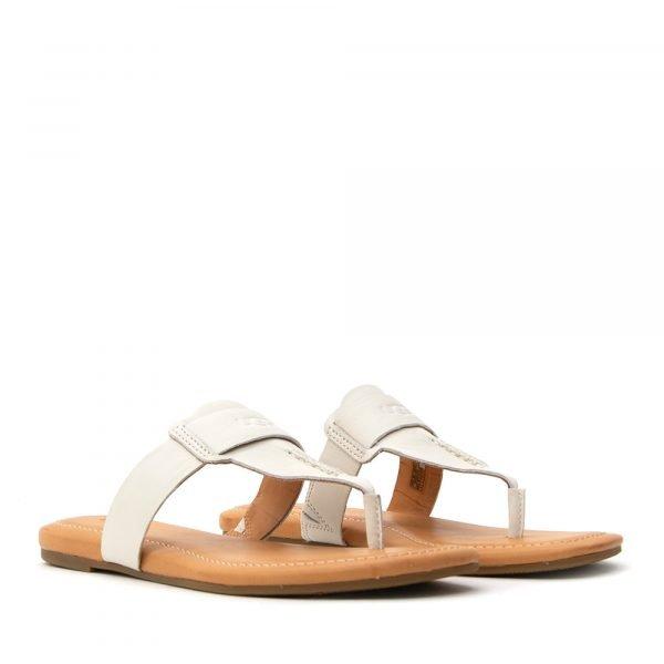 1120040 jlth ugg women sandals white 3