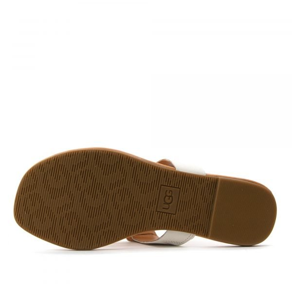 1120040 jlth ugg women sandals white 6