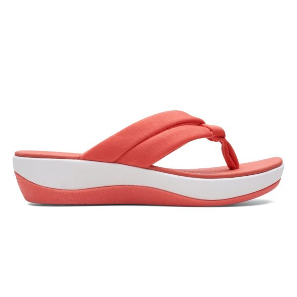 Arla Kaylie Bright Coral Textile 26159871 W 1 scaled