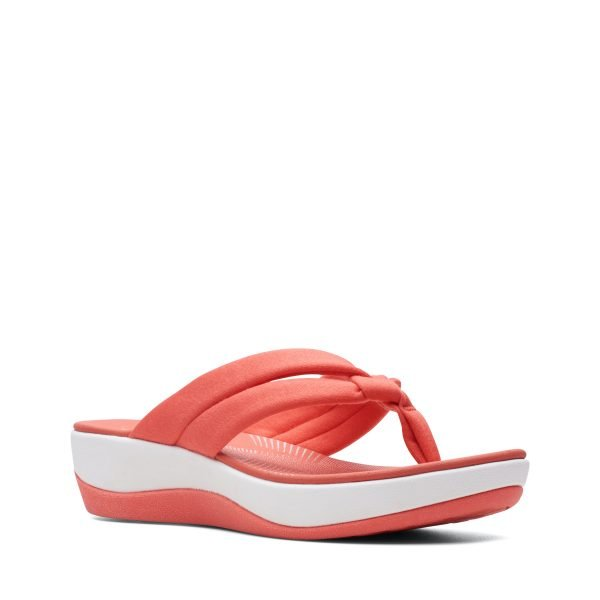 Arla Kaylie Bright Coral Textile 26159871 W 2 scaled