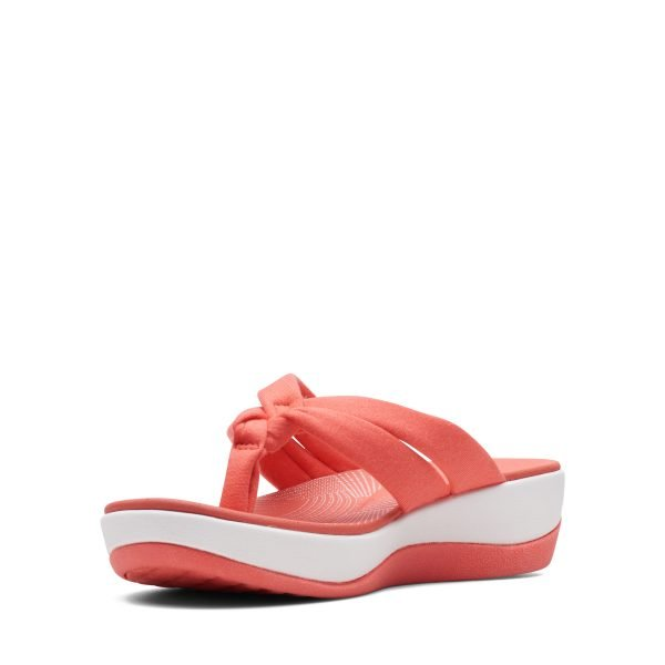 Arla Kaylie Bright Coral Textile 26159871 W 4 scaled