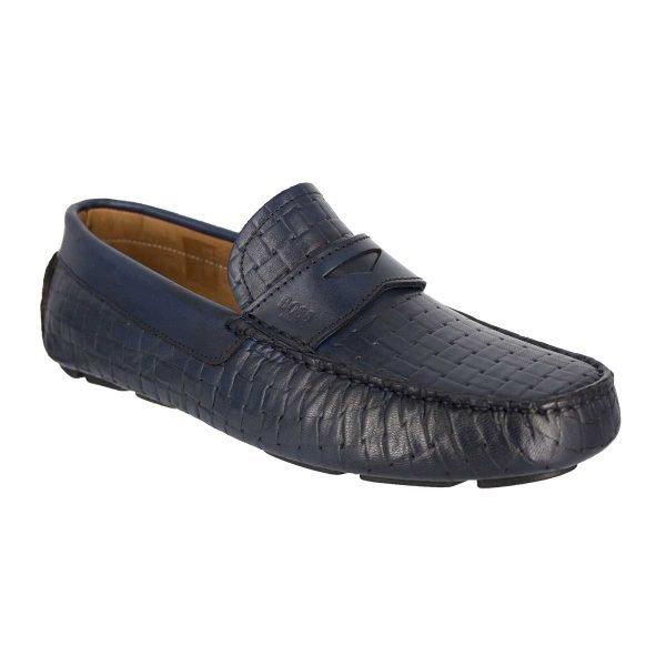 Boss Shoes q5784 blue 2